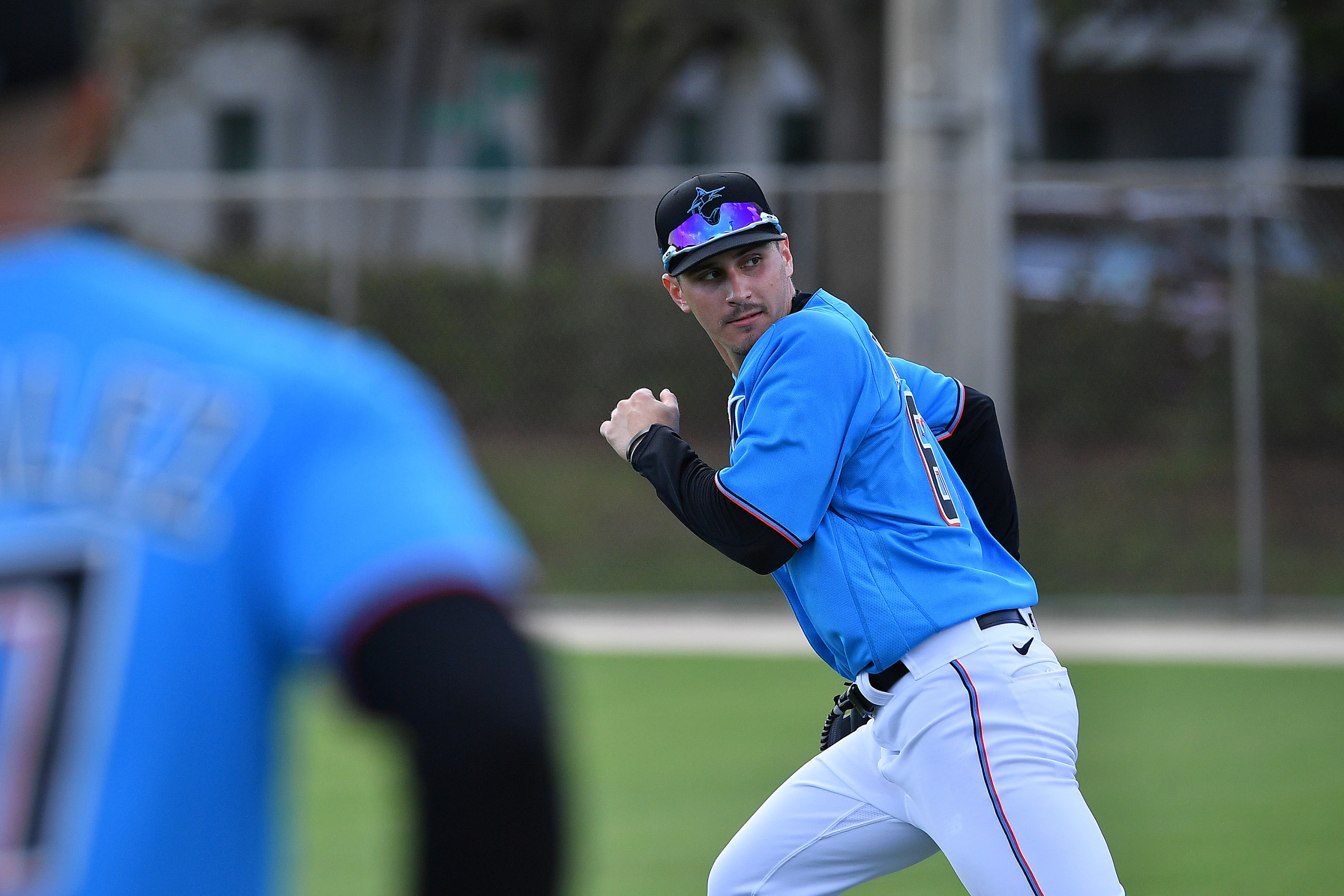 Jj Bleday Turning Heads With Marlins Staff And Veterans This Spring